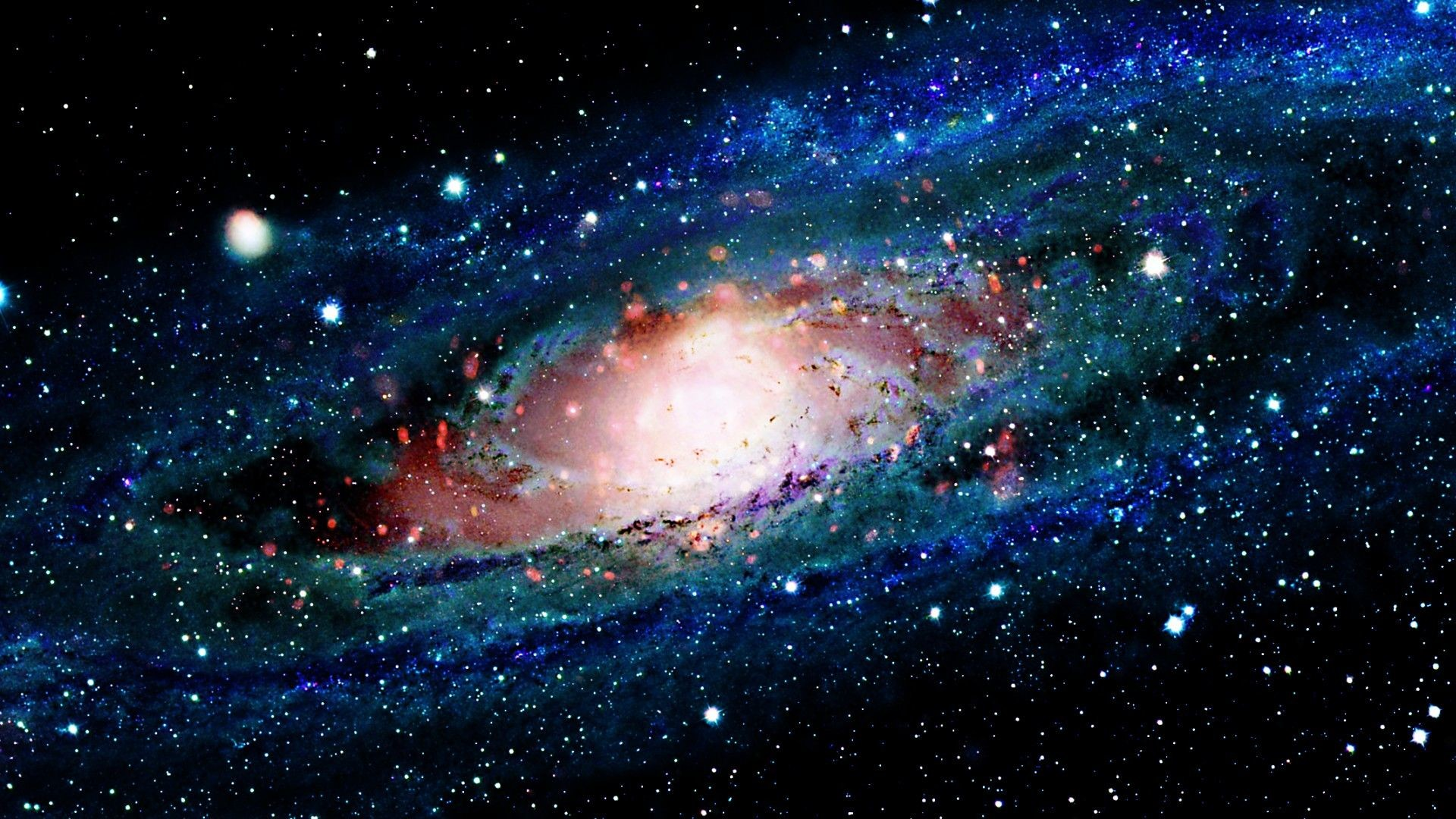 Amazing Galaxy Wallpaper Designs For Your Laptop