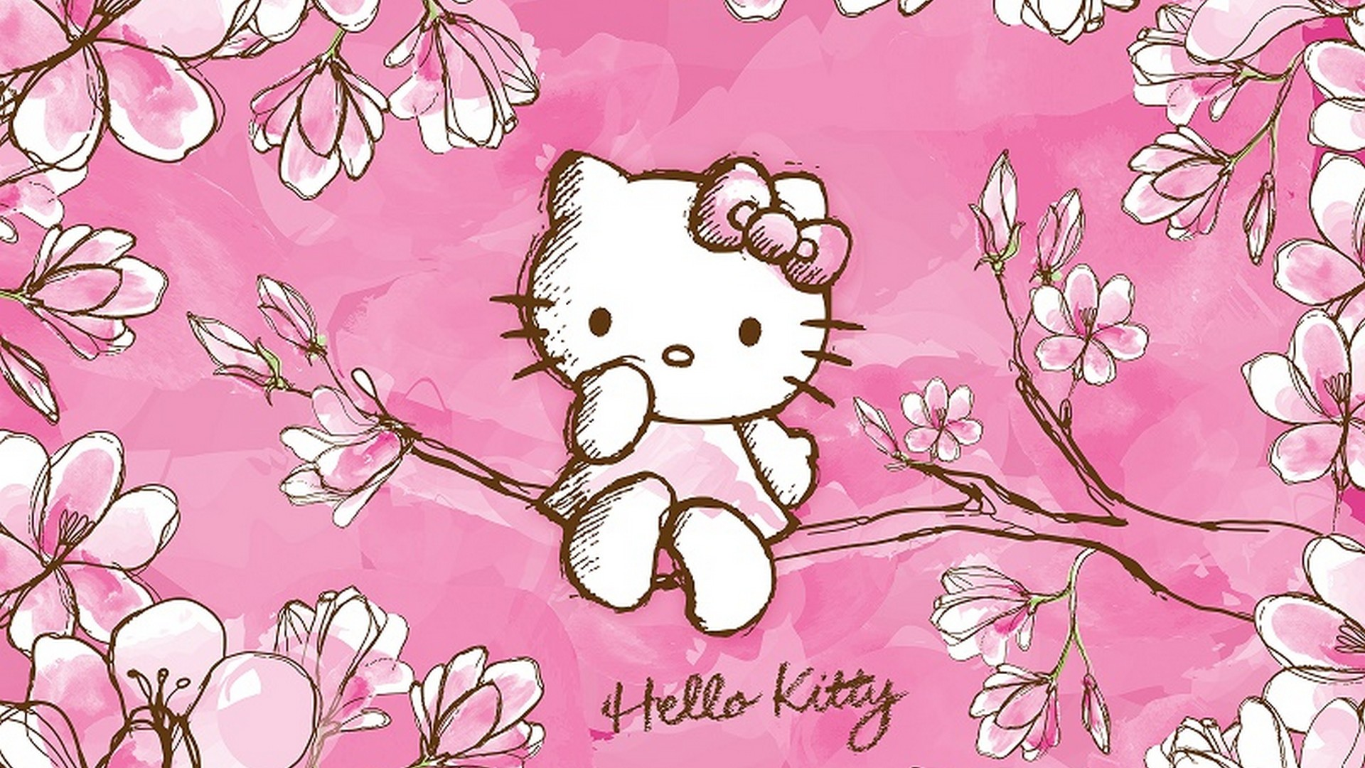 kitty-pink-wallpaper