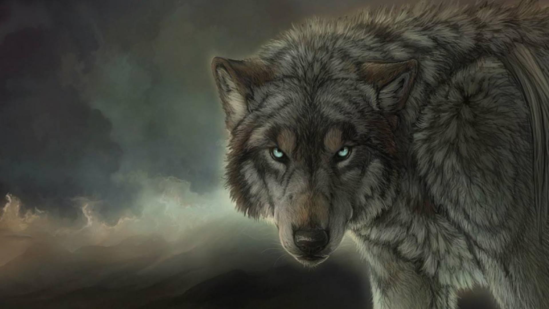 100+ Mesmerizing wolf wallpaper ideas