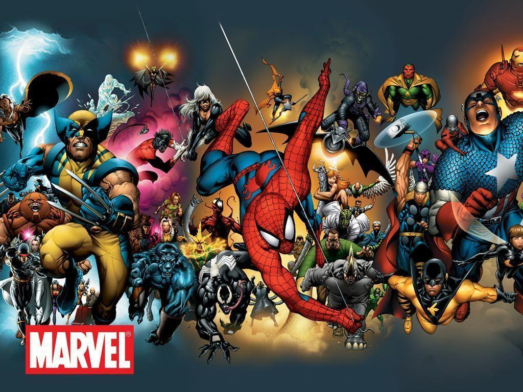 The Incredible marvel superheros wallpaper ideas for all comic fans