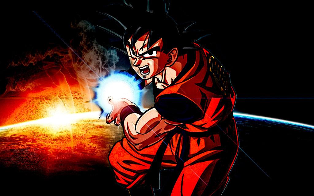 Best Dragon ball series character Goku wallpaper images