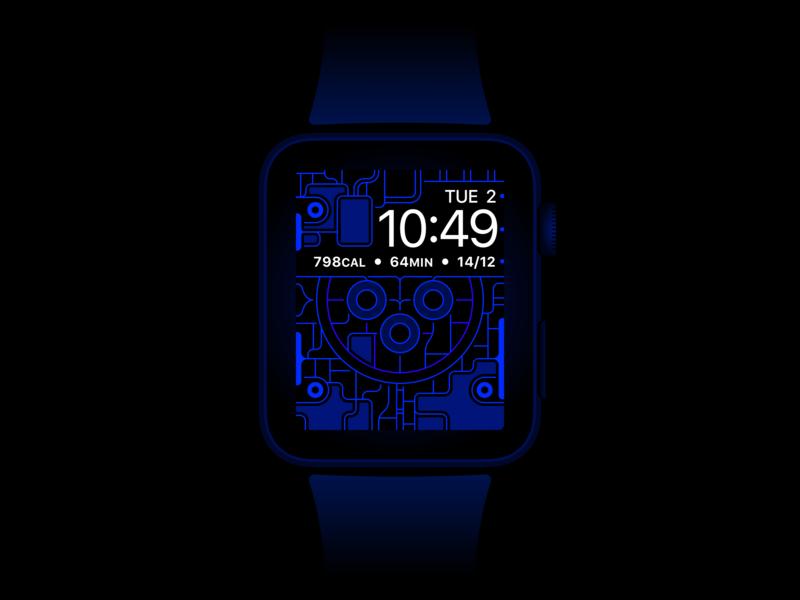 125+ Apple Watch Wallpaper Design Ideas - Clear Wallpaper
