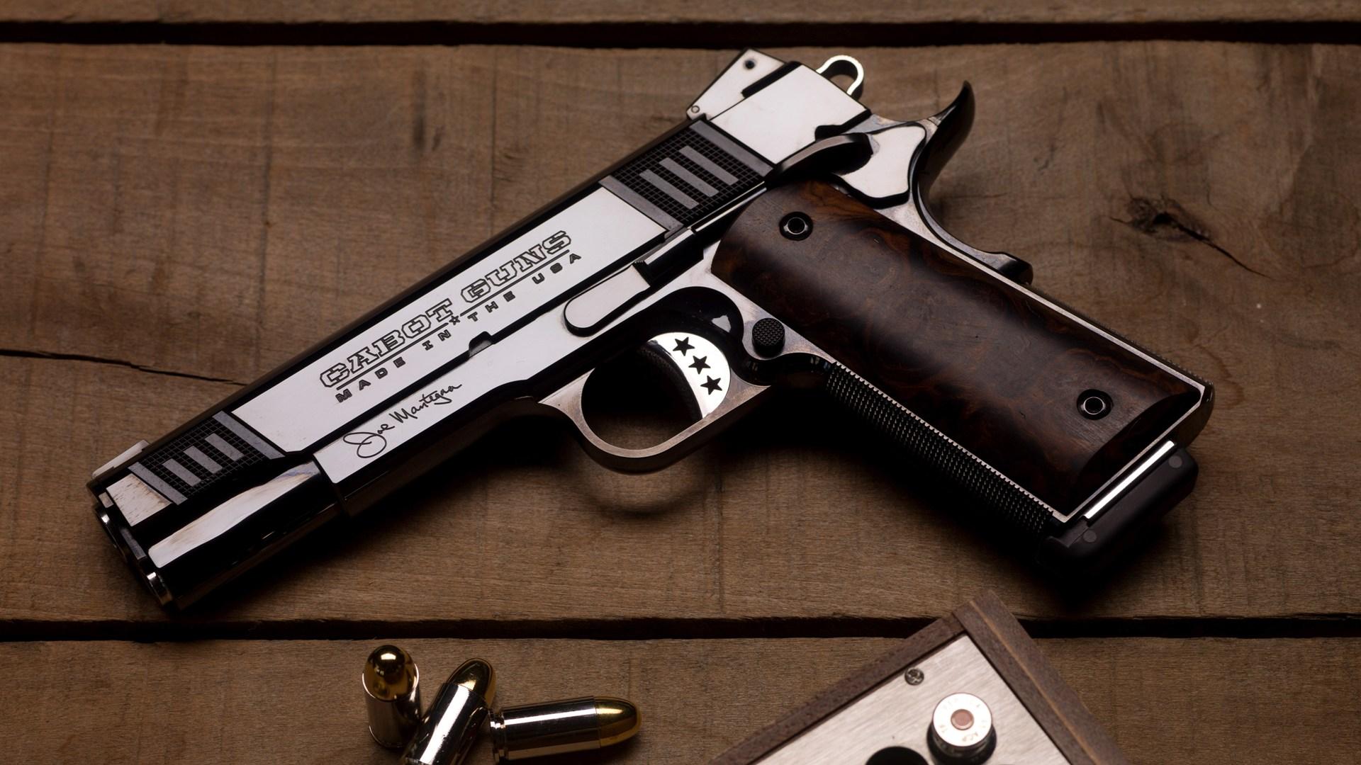 60+ The Attractive Gun Wallpaper Designs