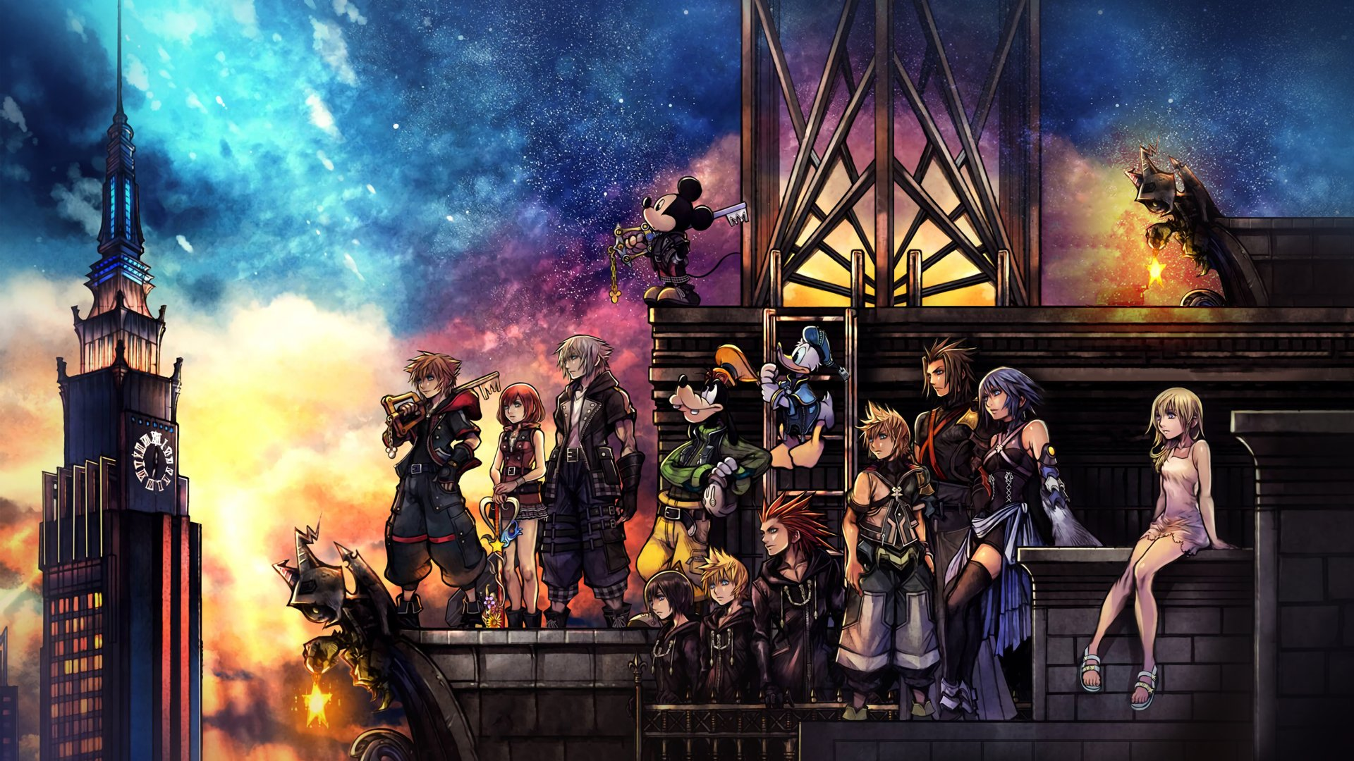 90+ Kingdom Hearts Wallpaper ideas for You