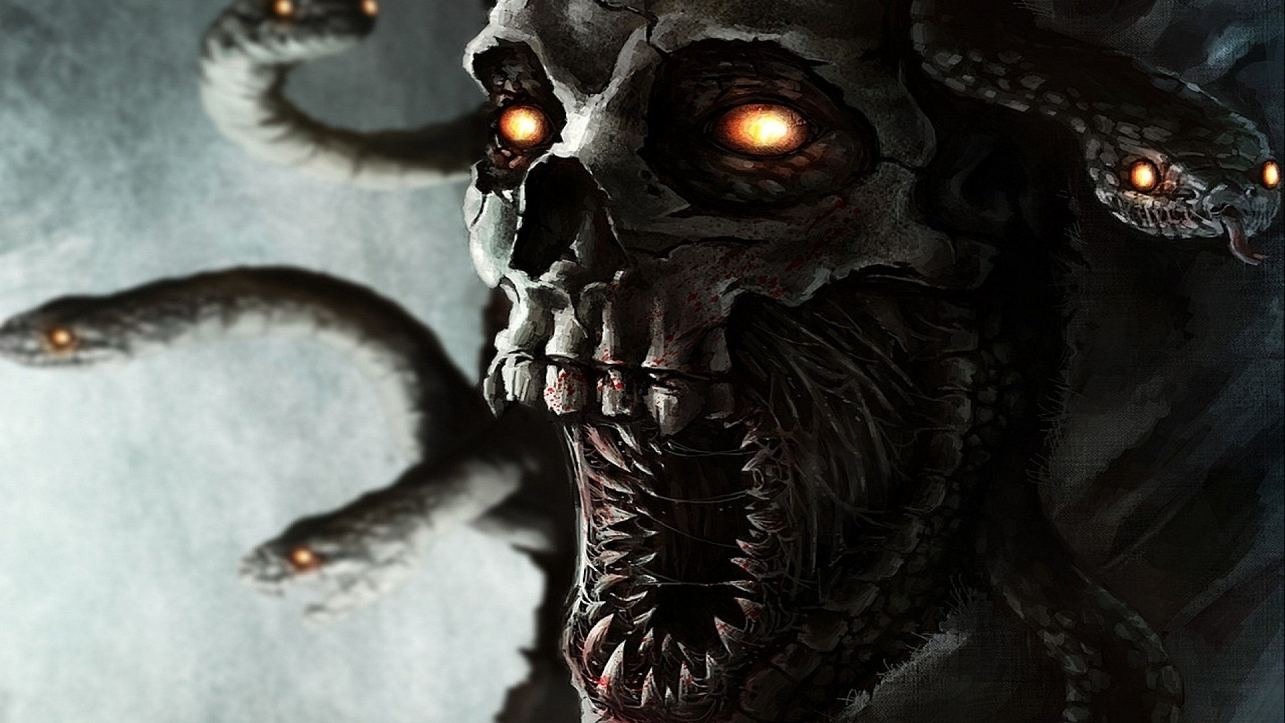 80+ Scary Evil Wallpapers Idea for PC
