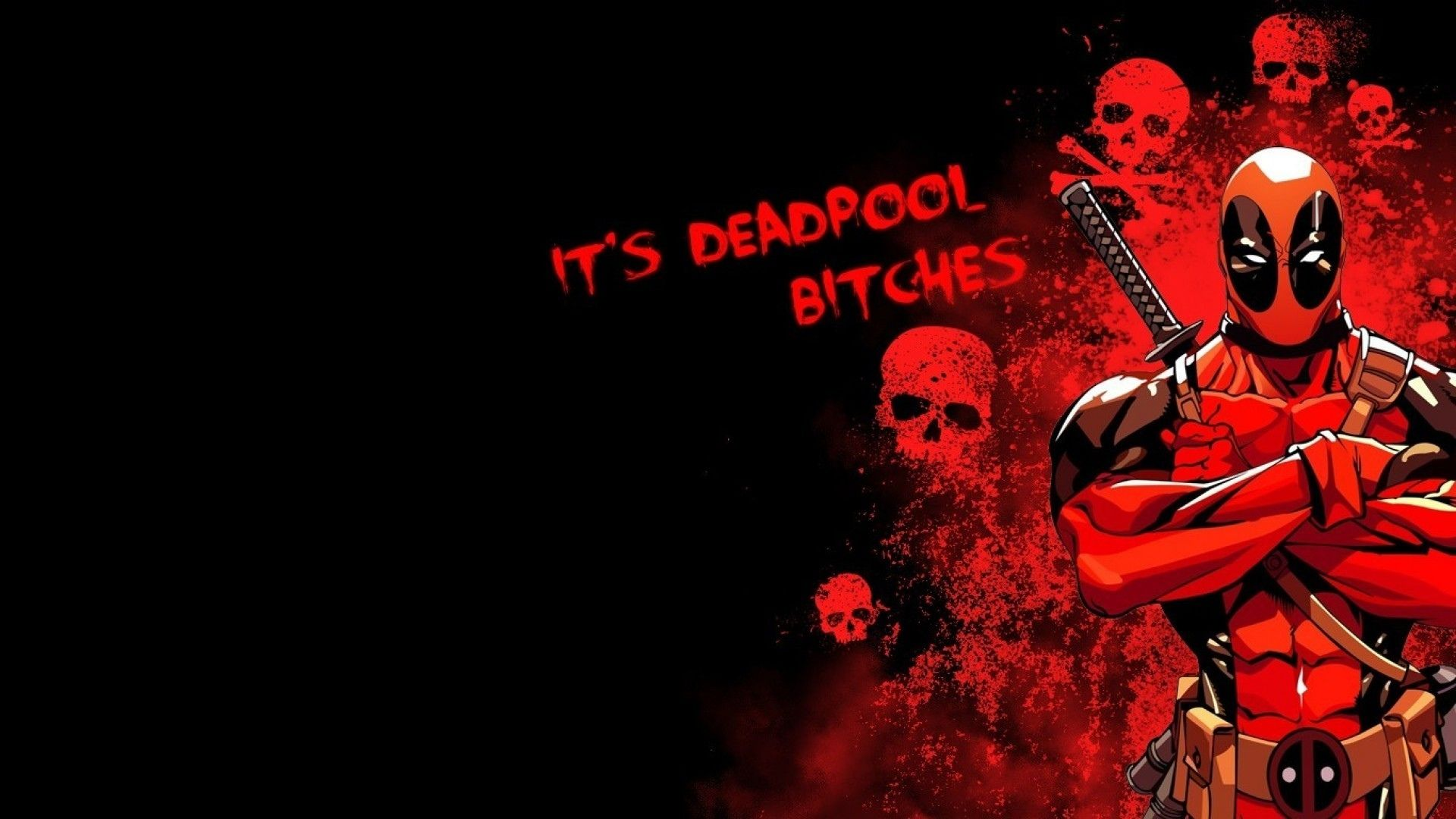How to Create a New Deadpool Wallpaper