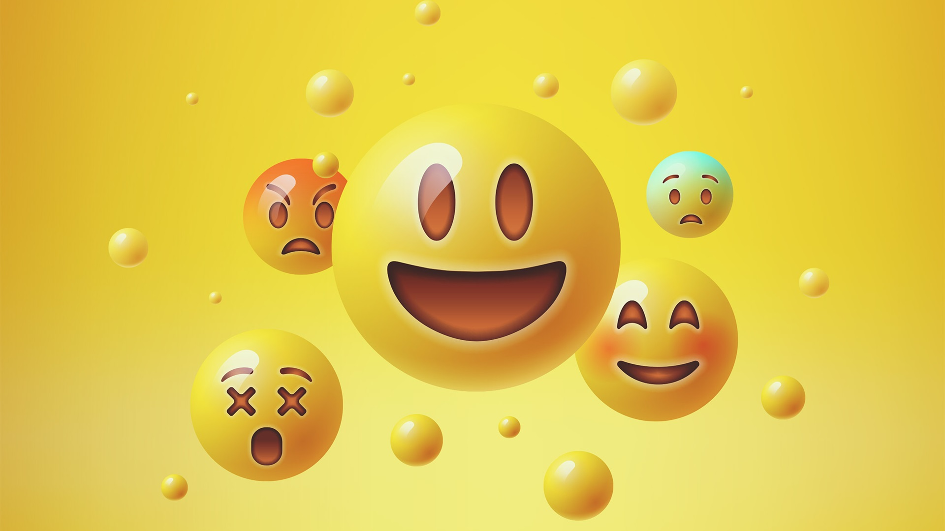 40+ The Cute Expressions Of Emoji Wallpaper For Mobile
