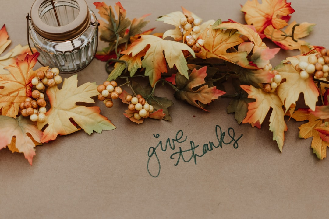 Thanksgiving Wallpapers – A Great Way to Show How grateful You Are