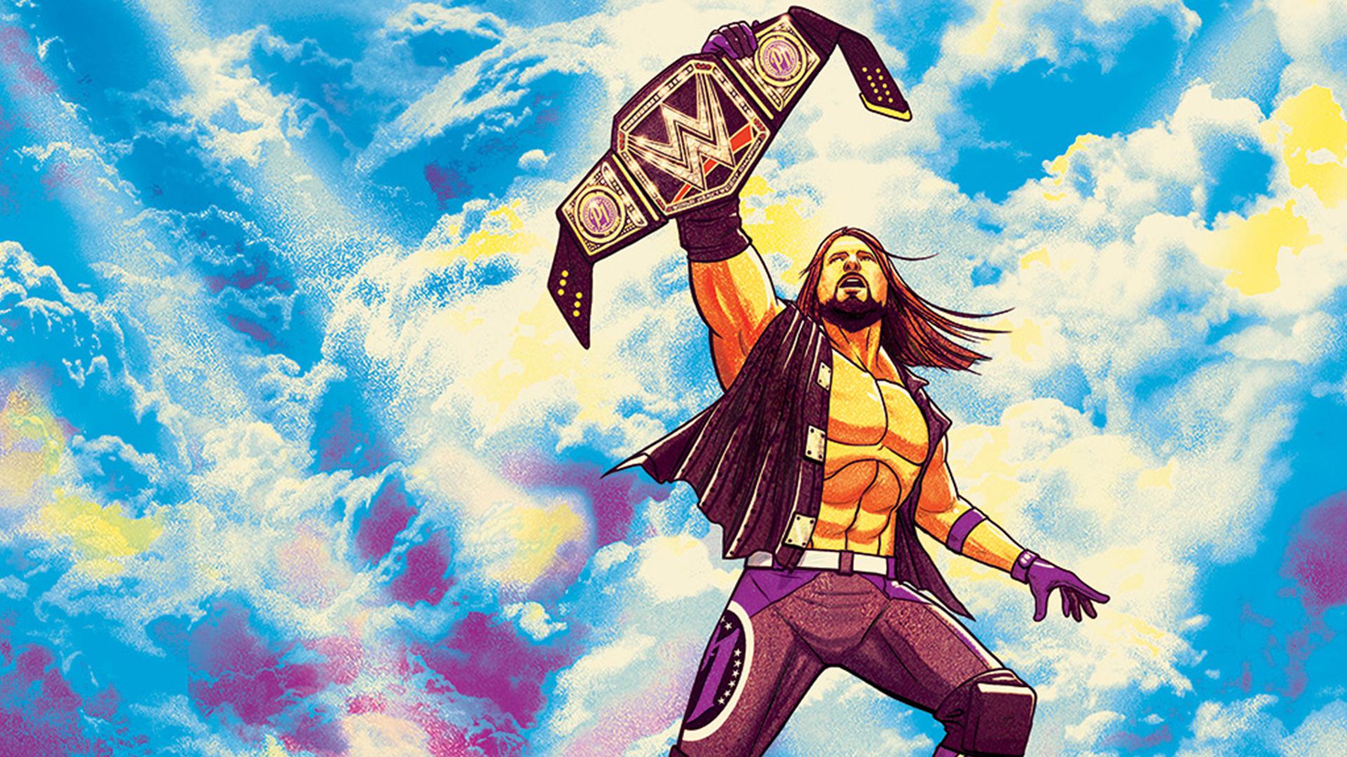 WWE Wallpaper – Stay Updated