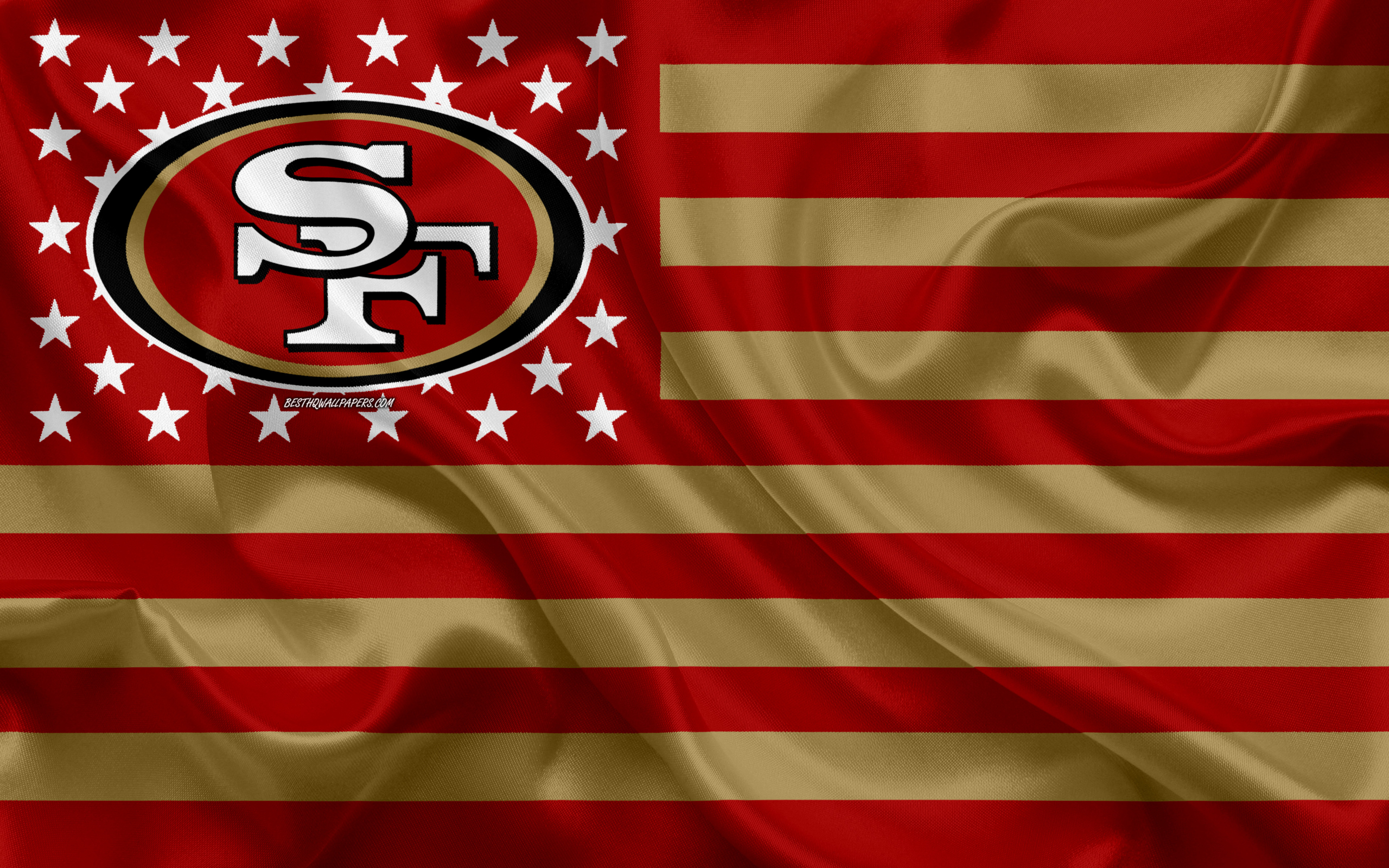 A Look at the Best 49ers Wallpaper Designs