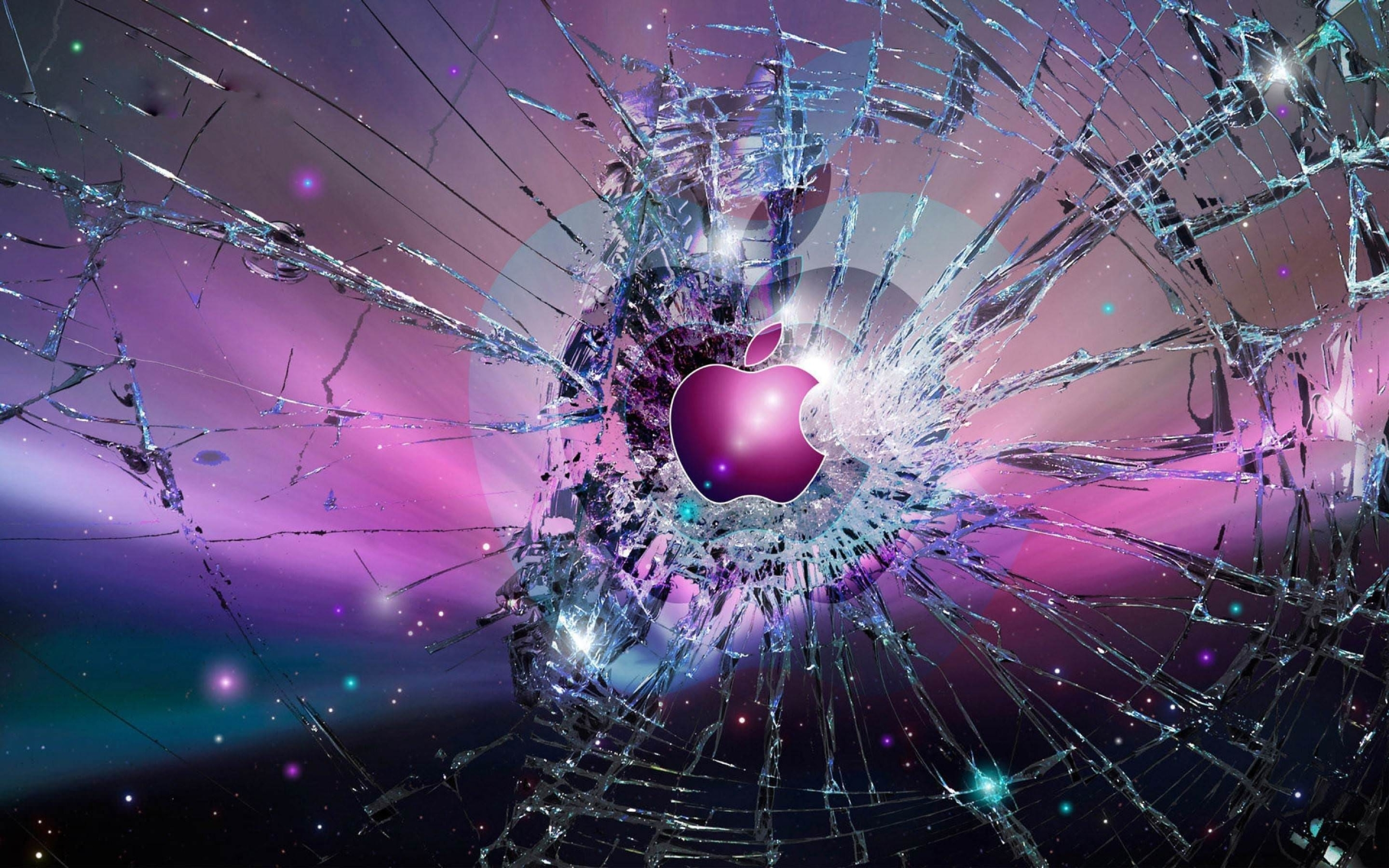 Tips On Replacing Cracked Screen Wallpaper