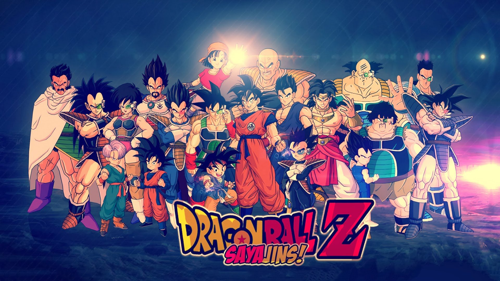 Where to Find Dragon ball Z Wallpaper For Your Computer