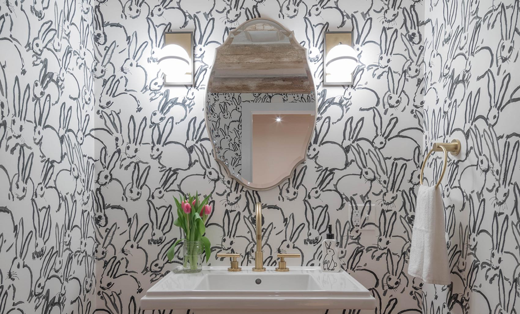 Modern Bathroom Wallpaper Ideas and Tips