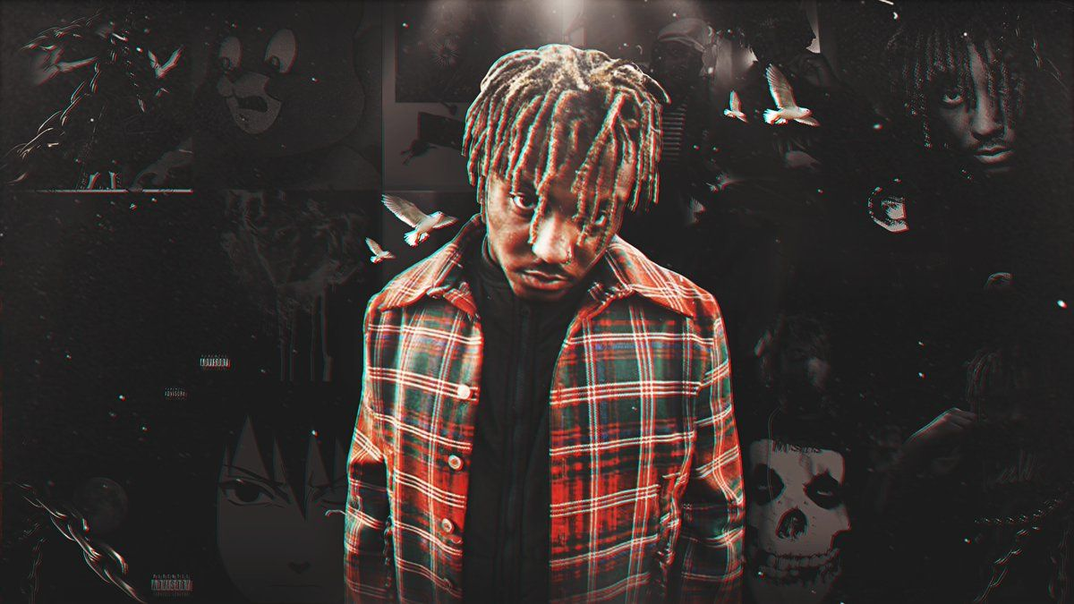 Use Juice Wrld Wallpaper to Enhance Your mobile Phone
