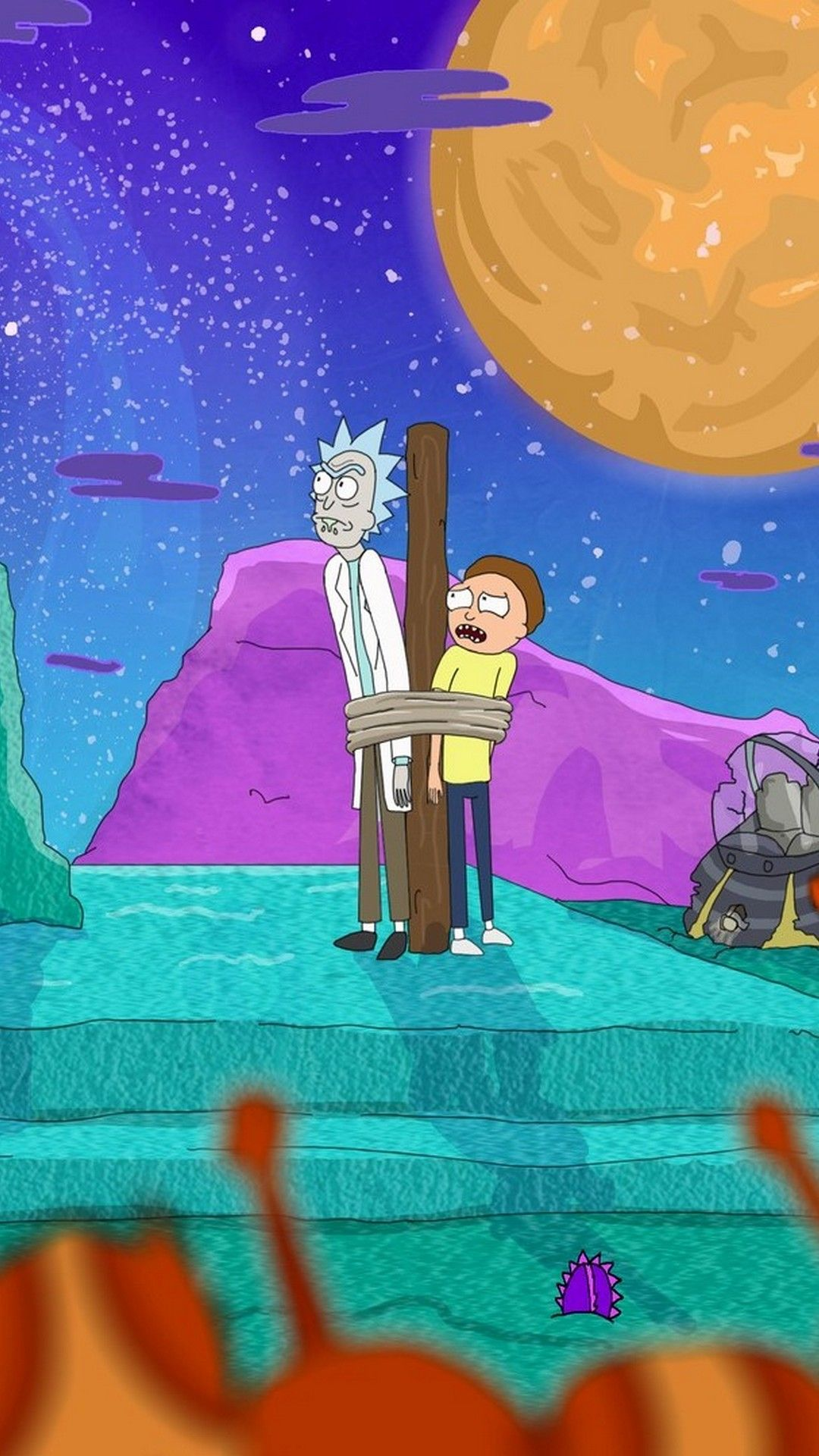 The Importance of Rick and Morty Wallpaper for Your Mobile ...