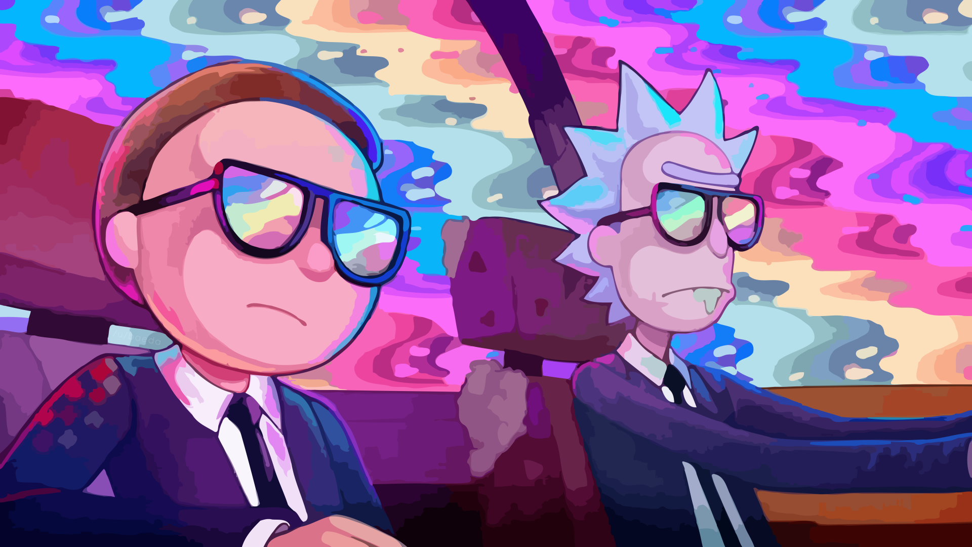 The Importance of Rick and Morty Wallpaper for Your Mobile