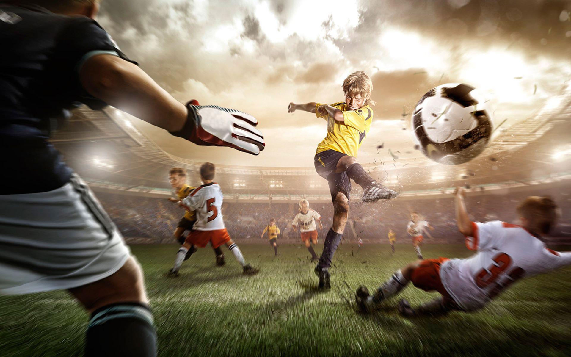 Soccer wallpaper and Football Wallpaper For Kids