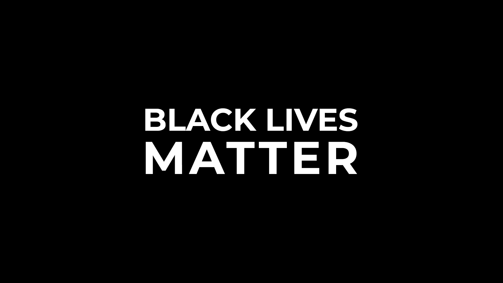 Black Lives Matter – A Wonderful Wallpaper For Your Mobile Device