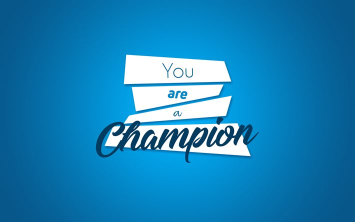 Champion Wallpaper is Your Personal Favourite