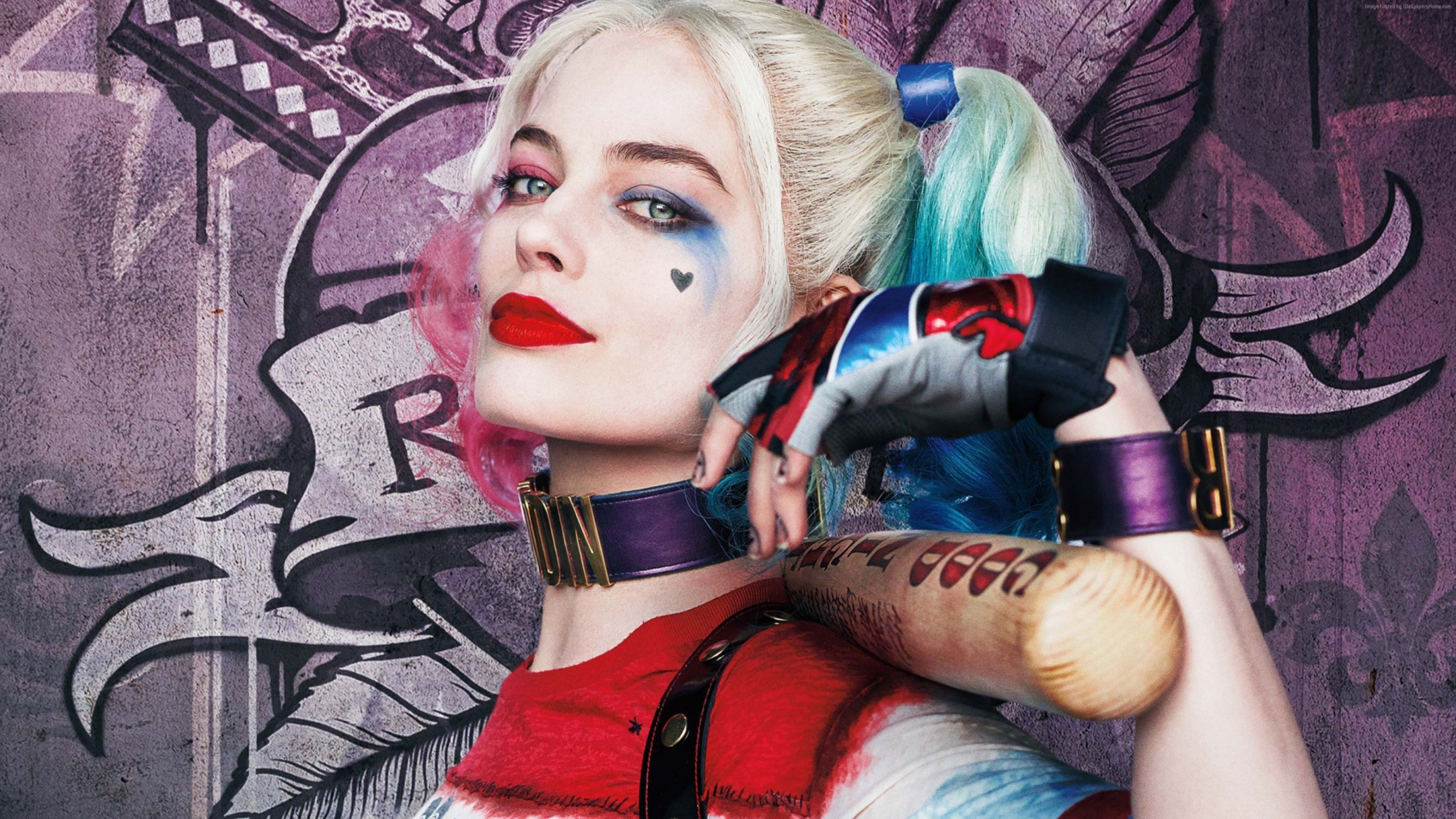 A Great Harley Quinn Wallpaper For Your Computer