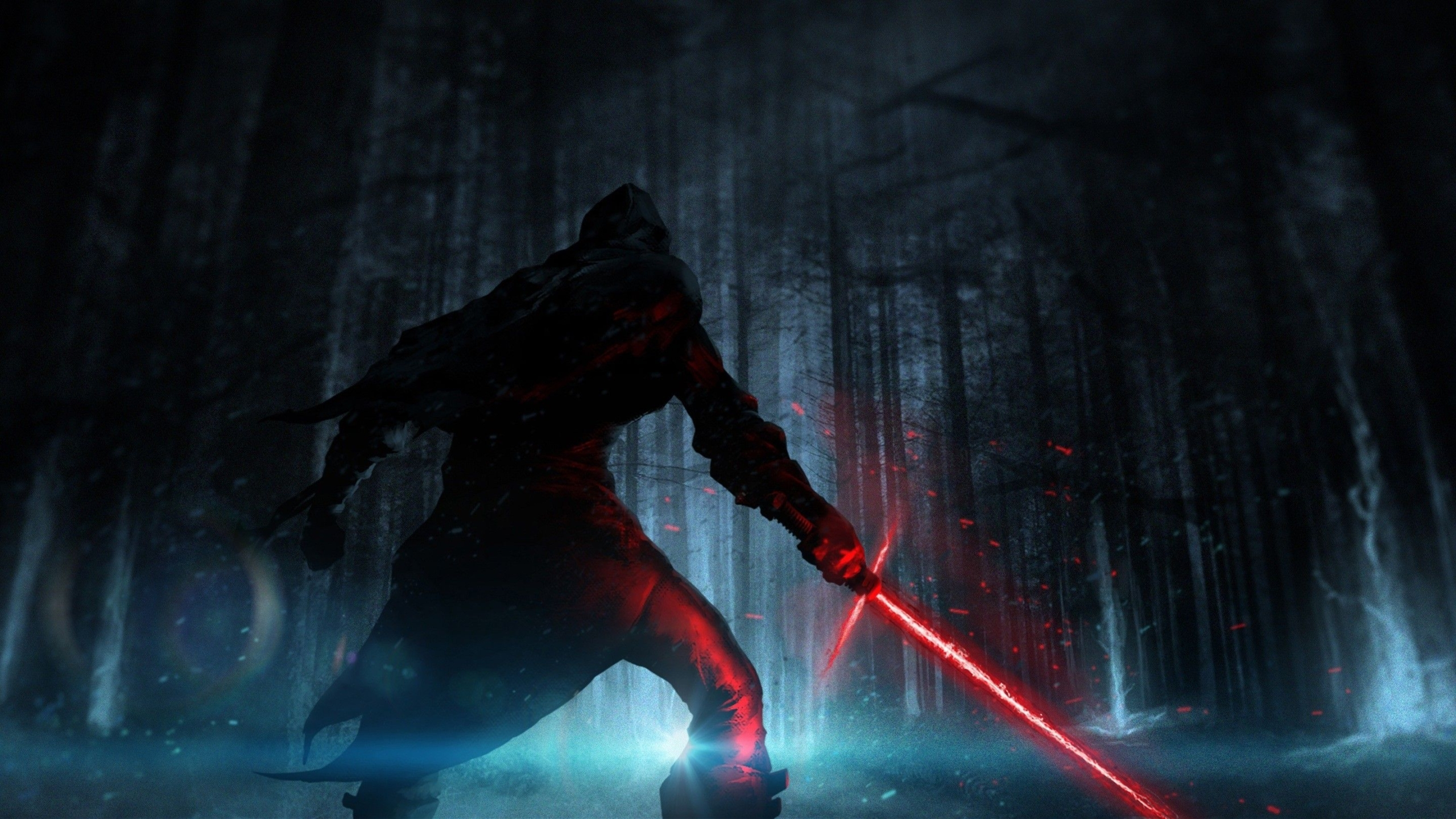 A New Option to Have Your Own Kylo Ren Wallpaper