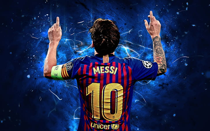 The Different Types of Lionel Messi Wallpaper