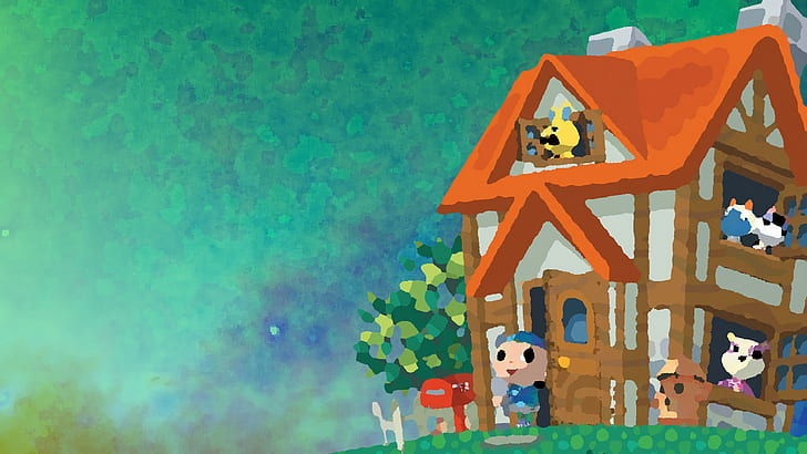 Download Animal Crossing Wallpaper For Free