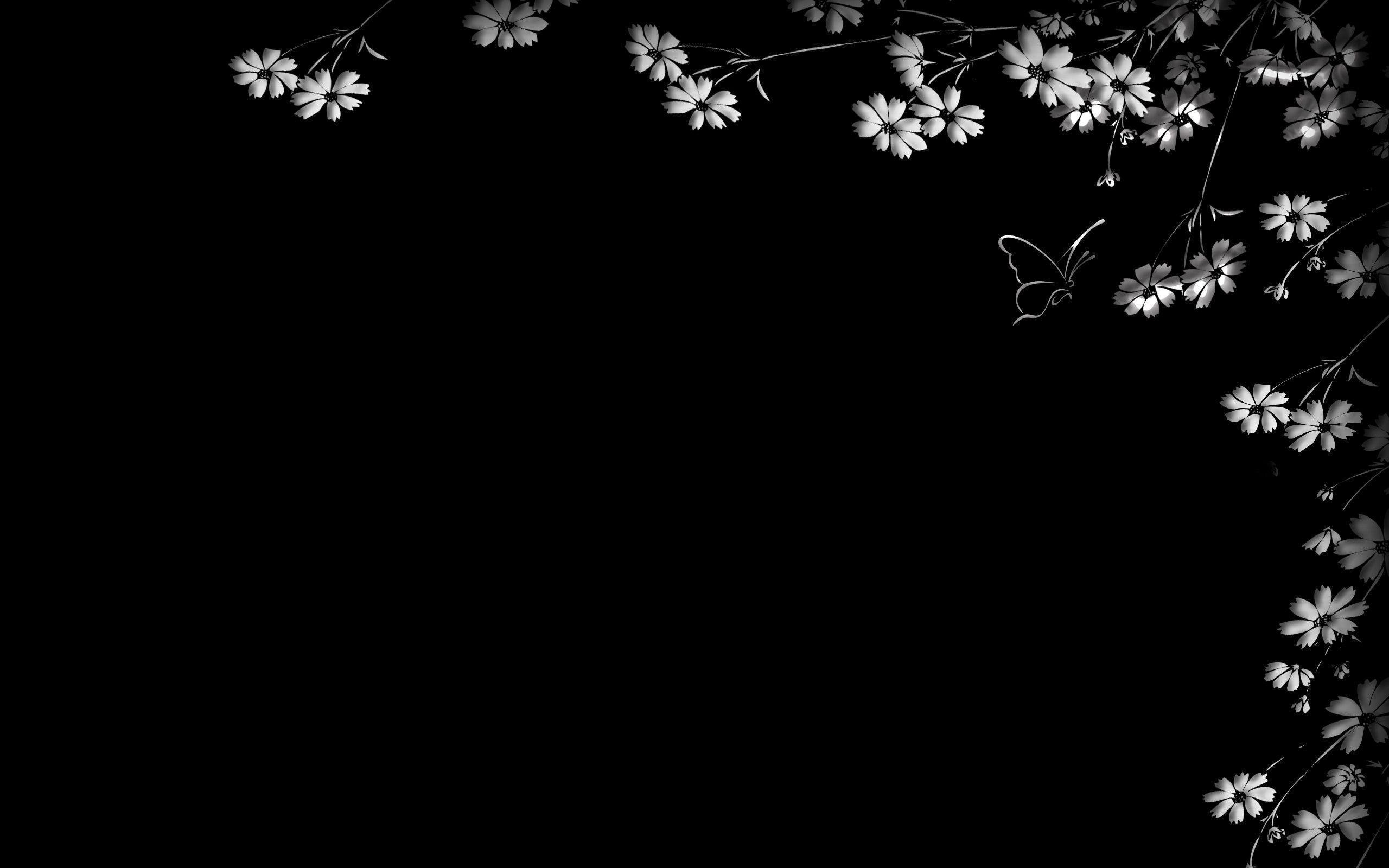 Why Use Black Background Wallpaper?