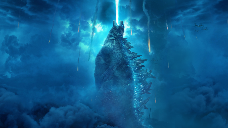 Best Godzilla Wallpaper HD For Your Mobile Phone
