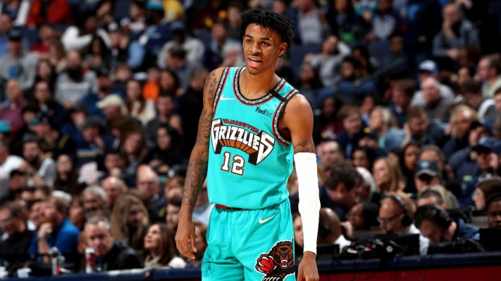 Ja Morant Wallpaper – The Best Wallpaper You Can Use