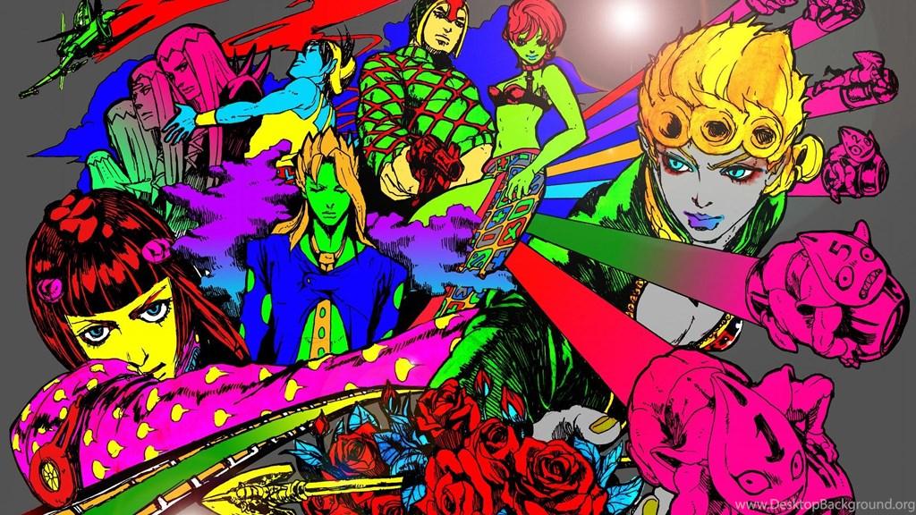JoJo's Bizarre Adventure Wallpaper - All-Star Battle - Clear Wallpaper
