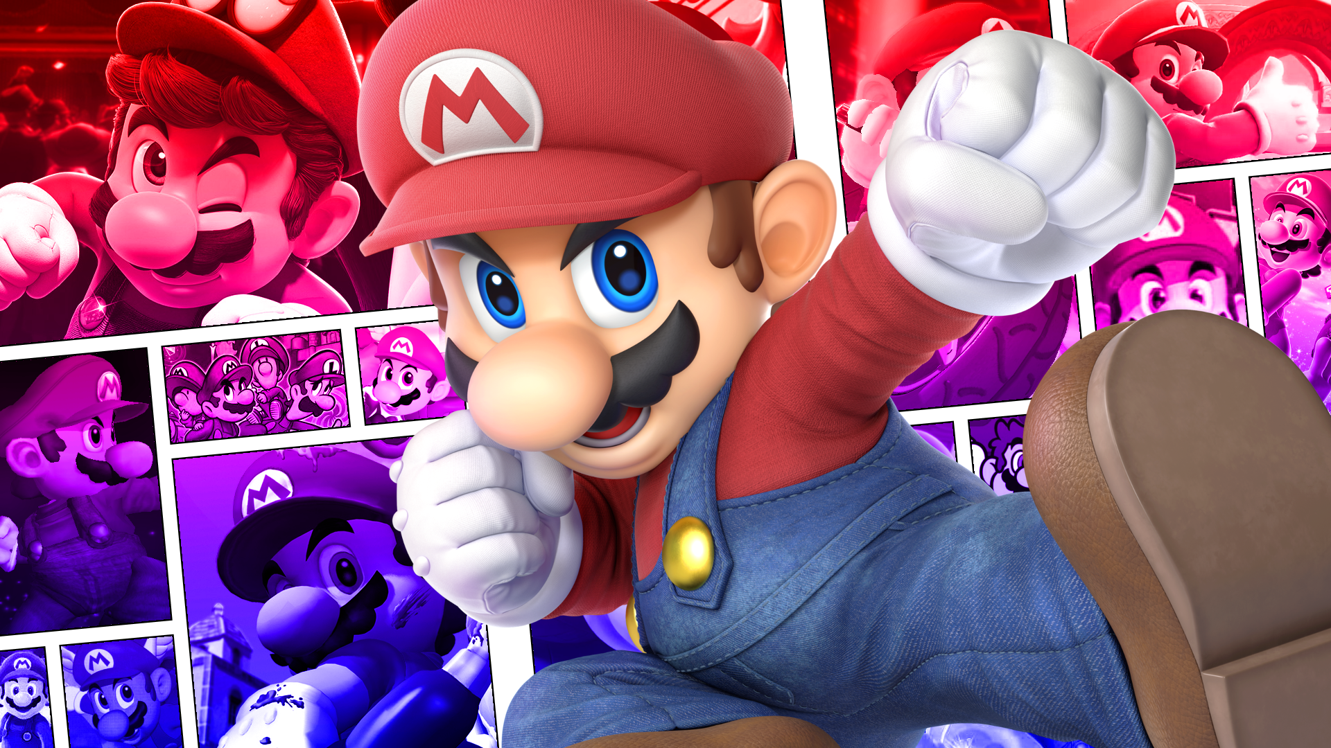 Mario Wallpaper – Finding the Best Graphics for Your Computer