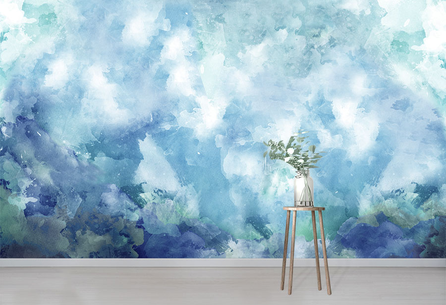 The Advantages Of Digital Mural wallpaper