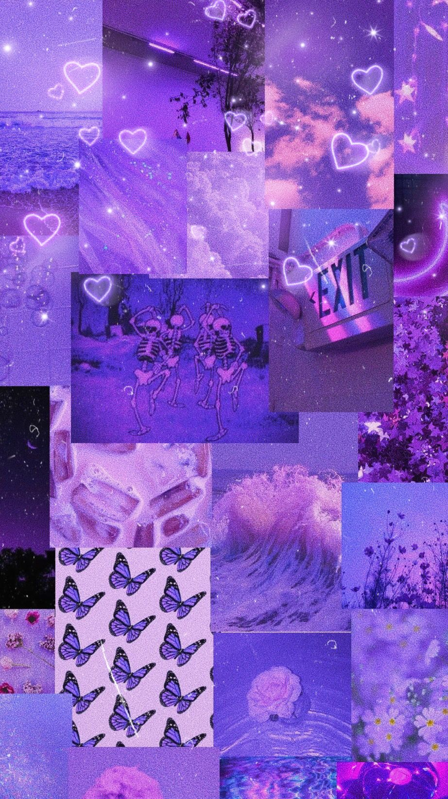 What Are the Benefits of Purple Aesthetic Wallpaper ...