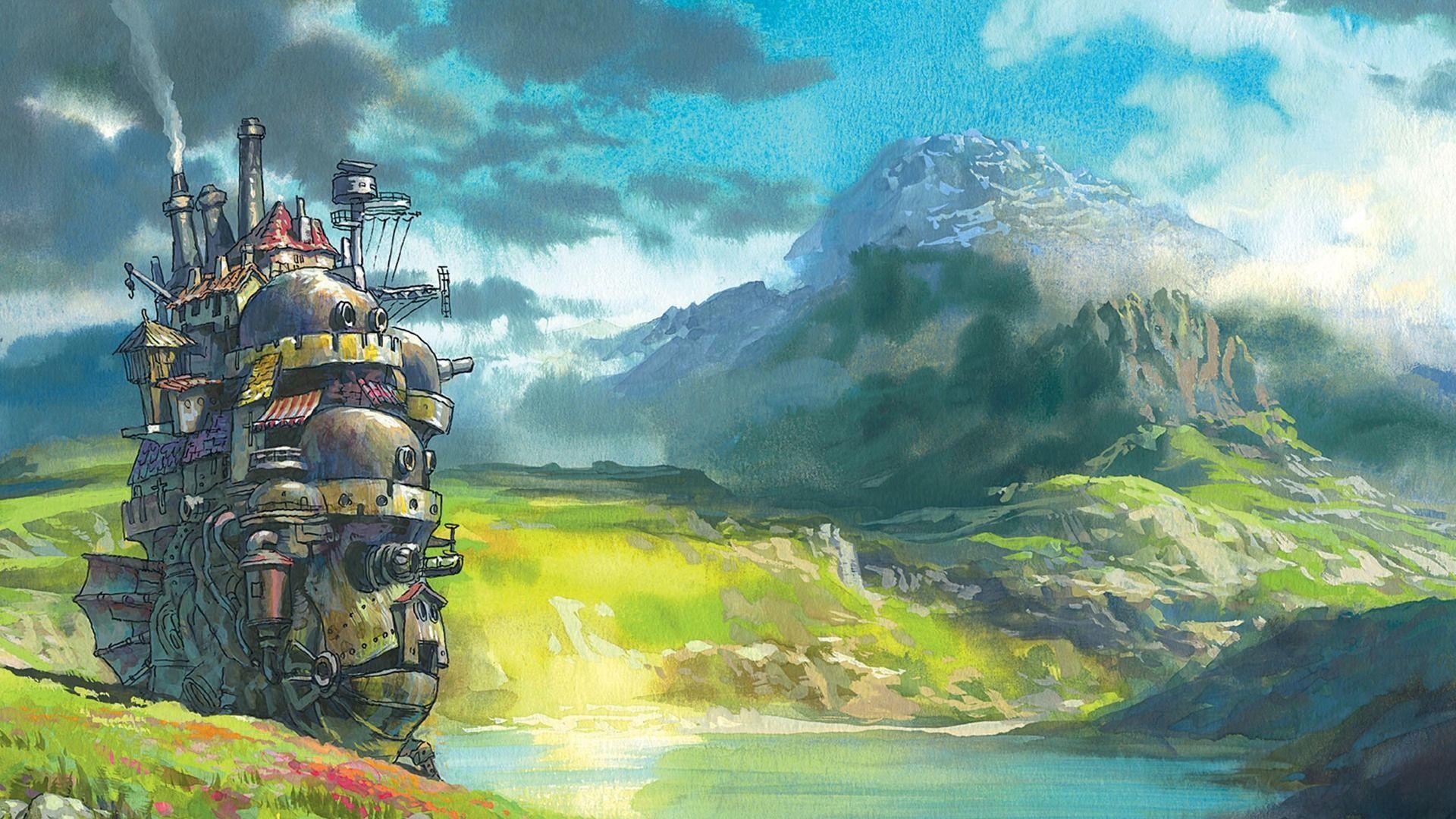 Studio Ghibli Wallpaper Pictures – The Magic Comes Alive!