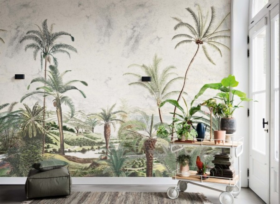 The History of Modern Wallpaper Stores