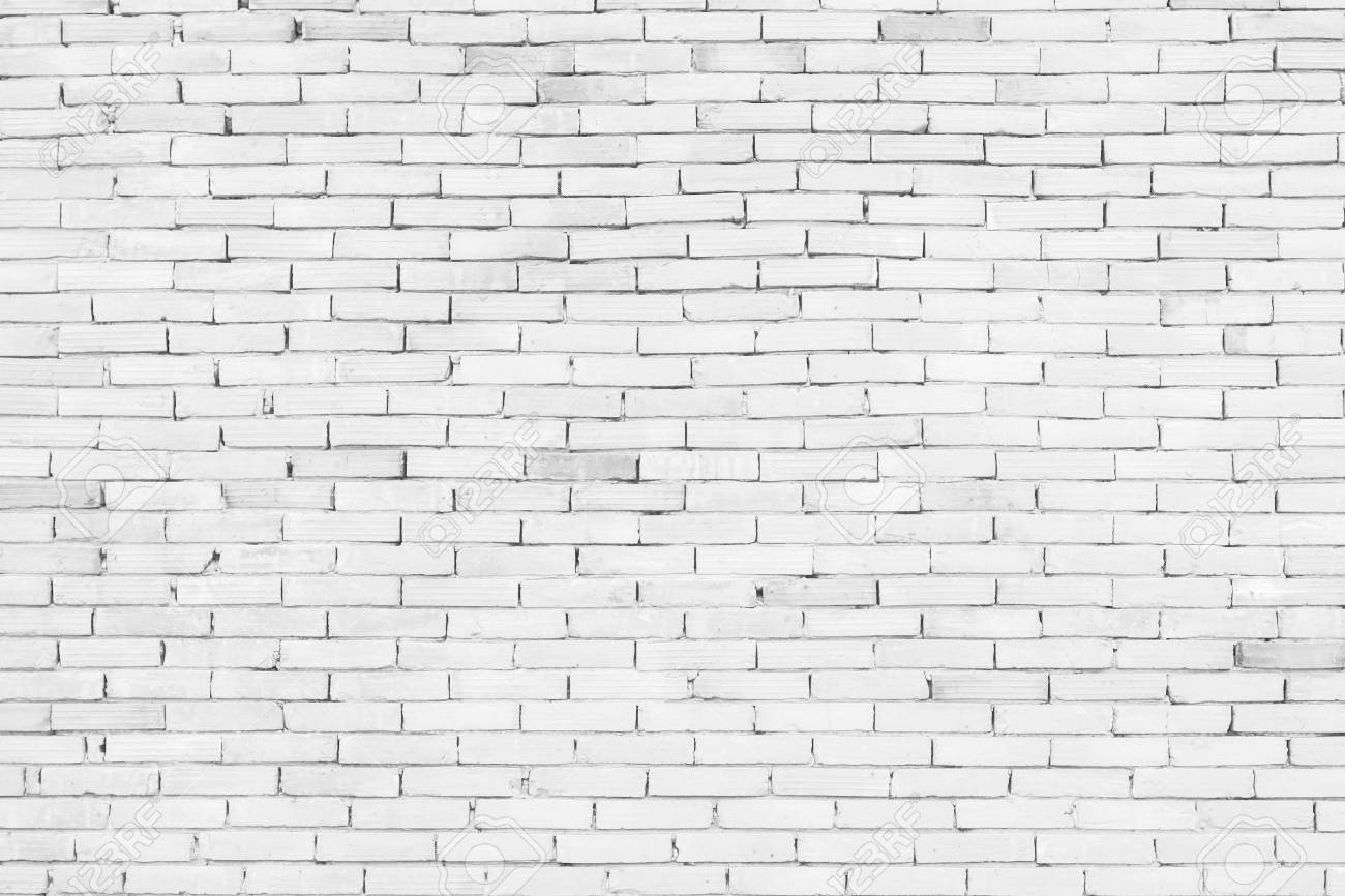 White Brick Wallpaper – An Easy Way To Add Elegance To Your Home