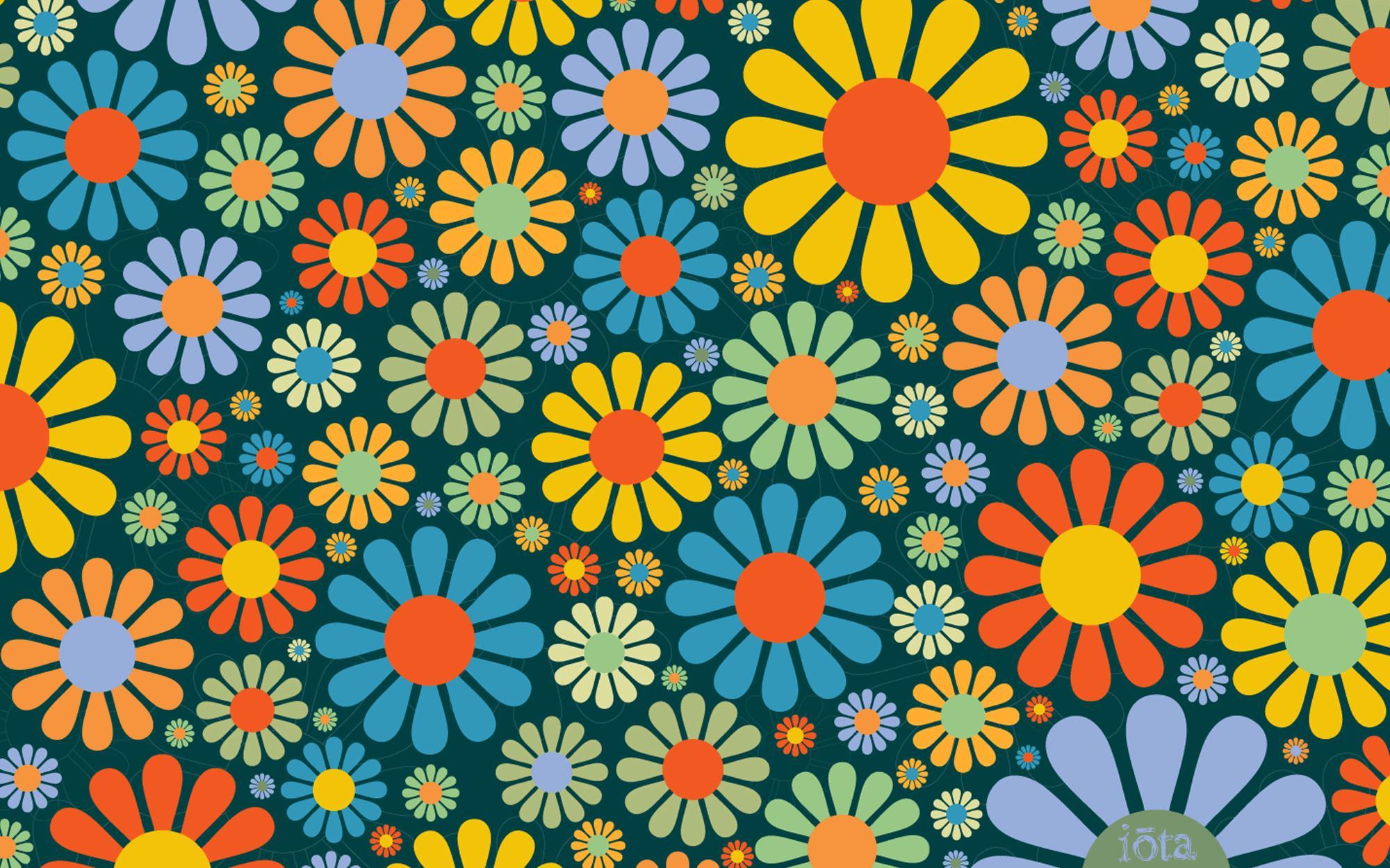 70s Wallpaper – Bring Back the Magic of the Postwar Years