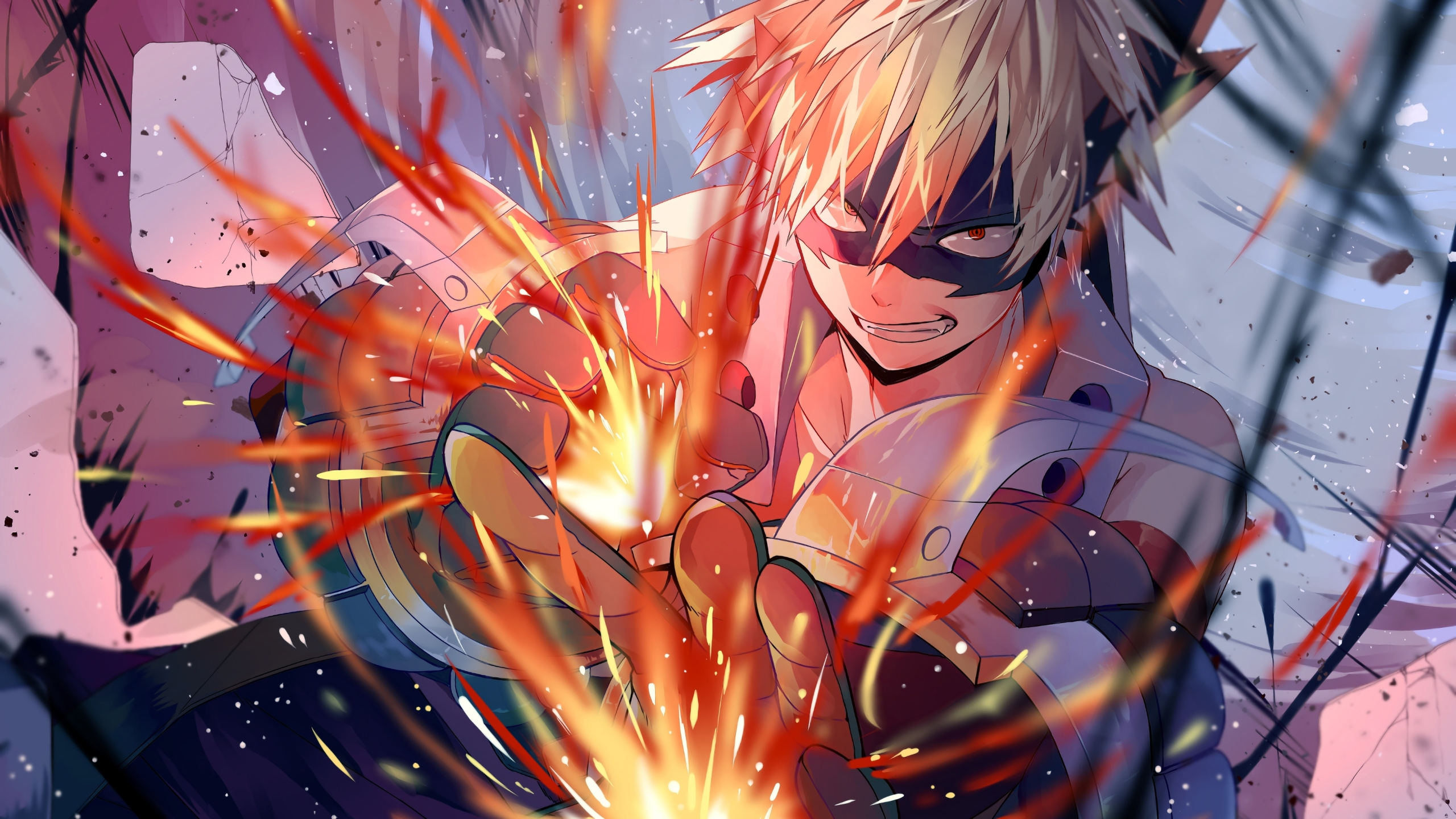 A Simple Guide to Download Full Size Bakugou Wallpaper