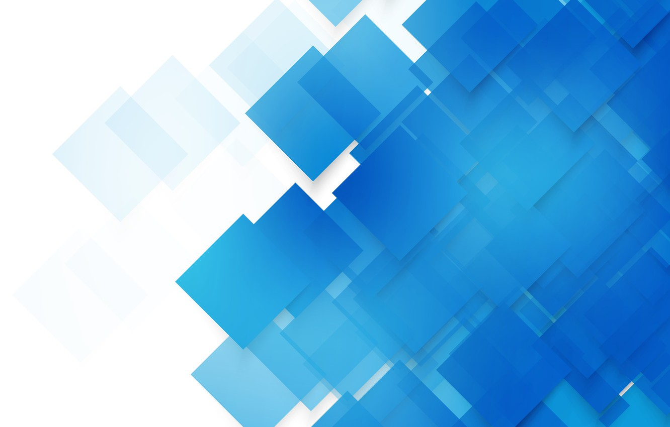 Use Blue Background Wallpaper to Personalize Your Desktop