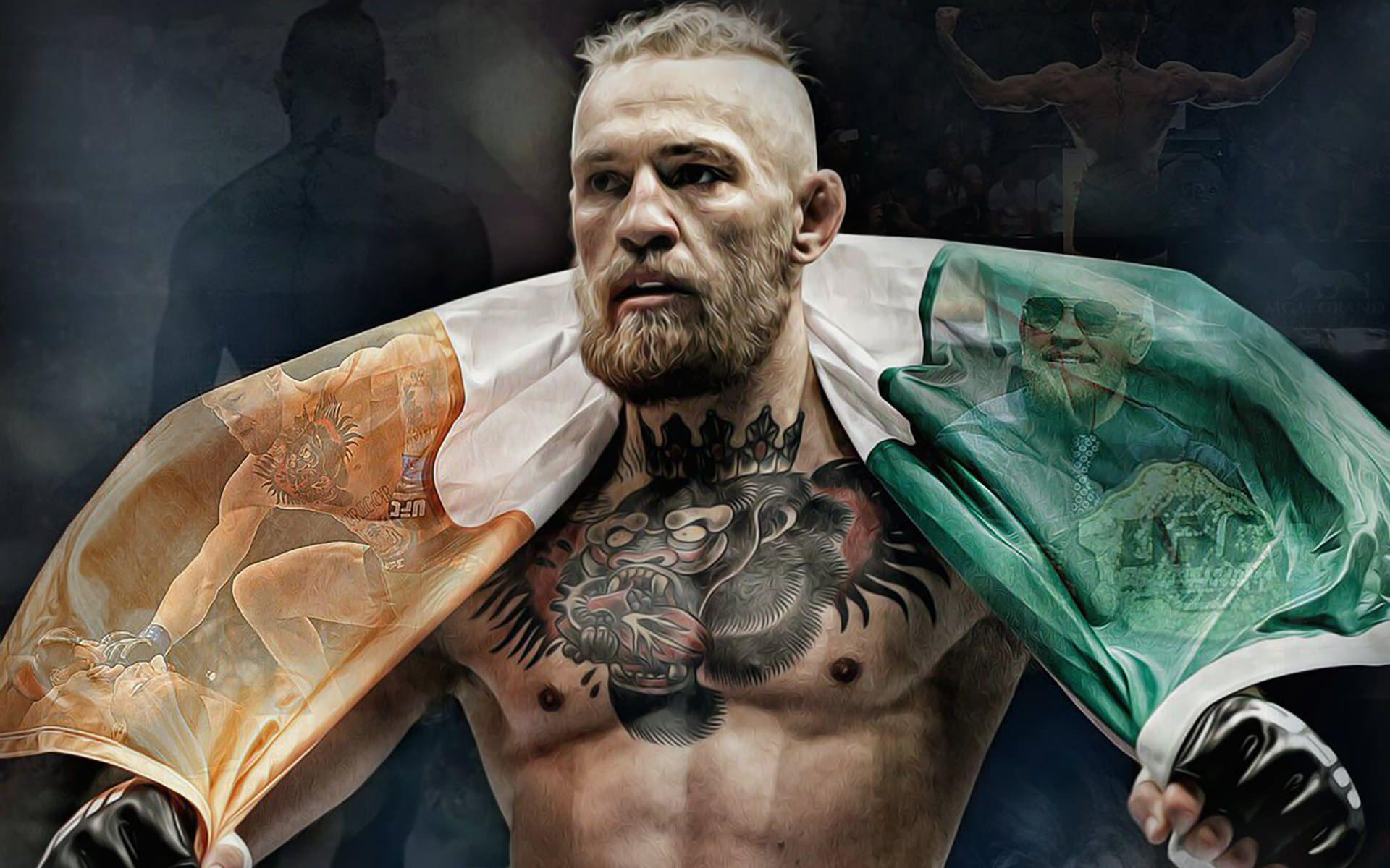 New Tab With Conor Mcgregor Wallpapers