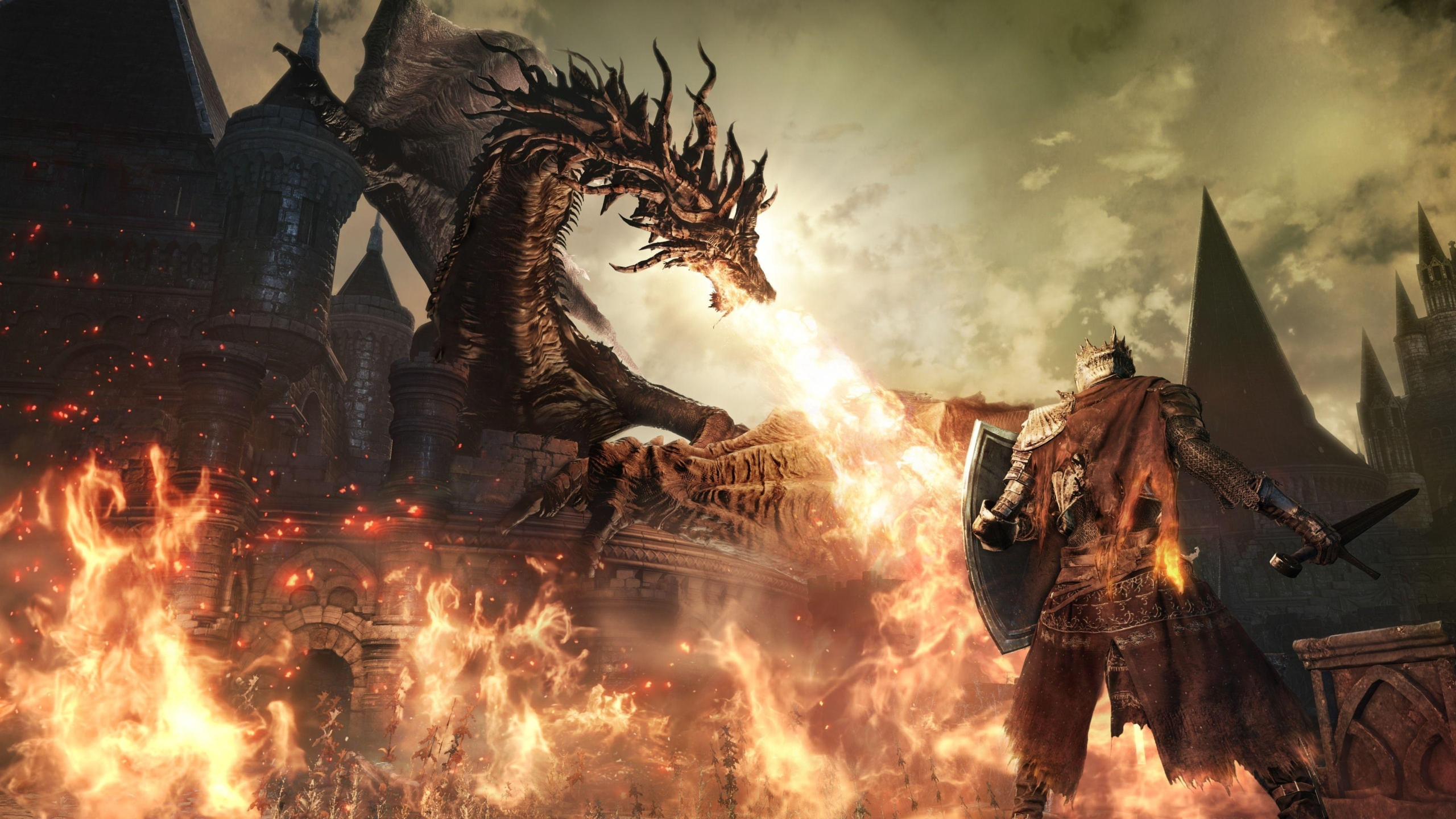 Download Dark Souls Wallpaper and Play Online