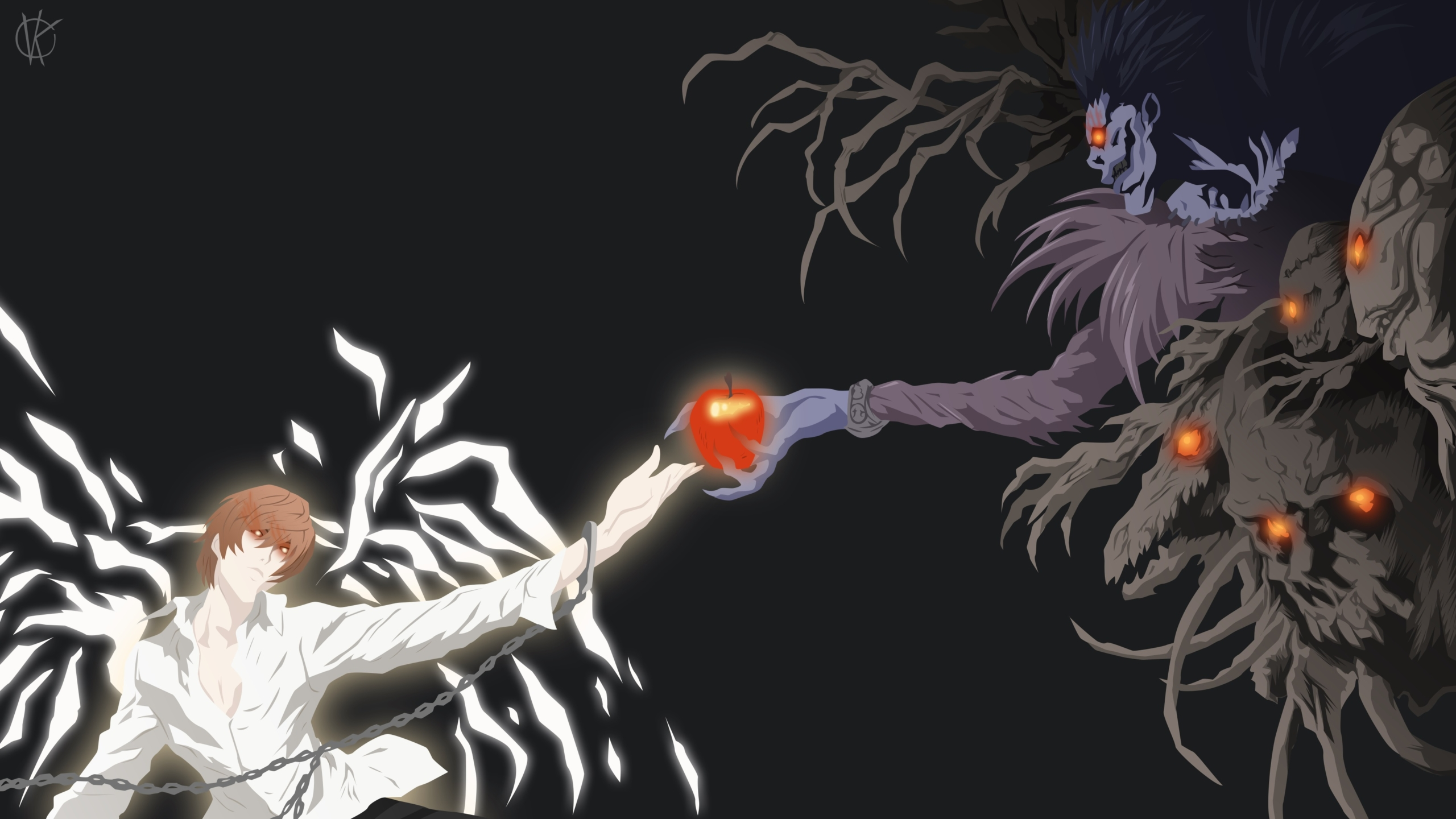 Show Off Your Creativity With Death Note Wallpaper