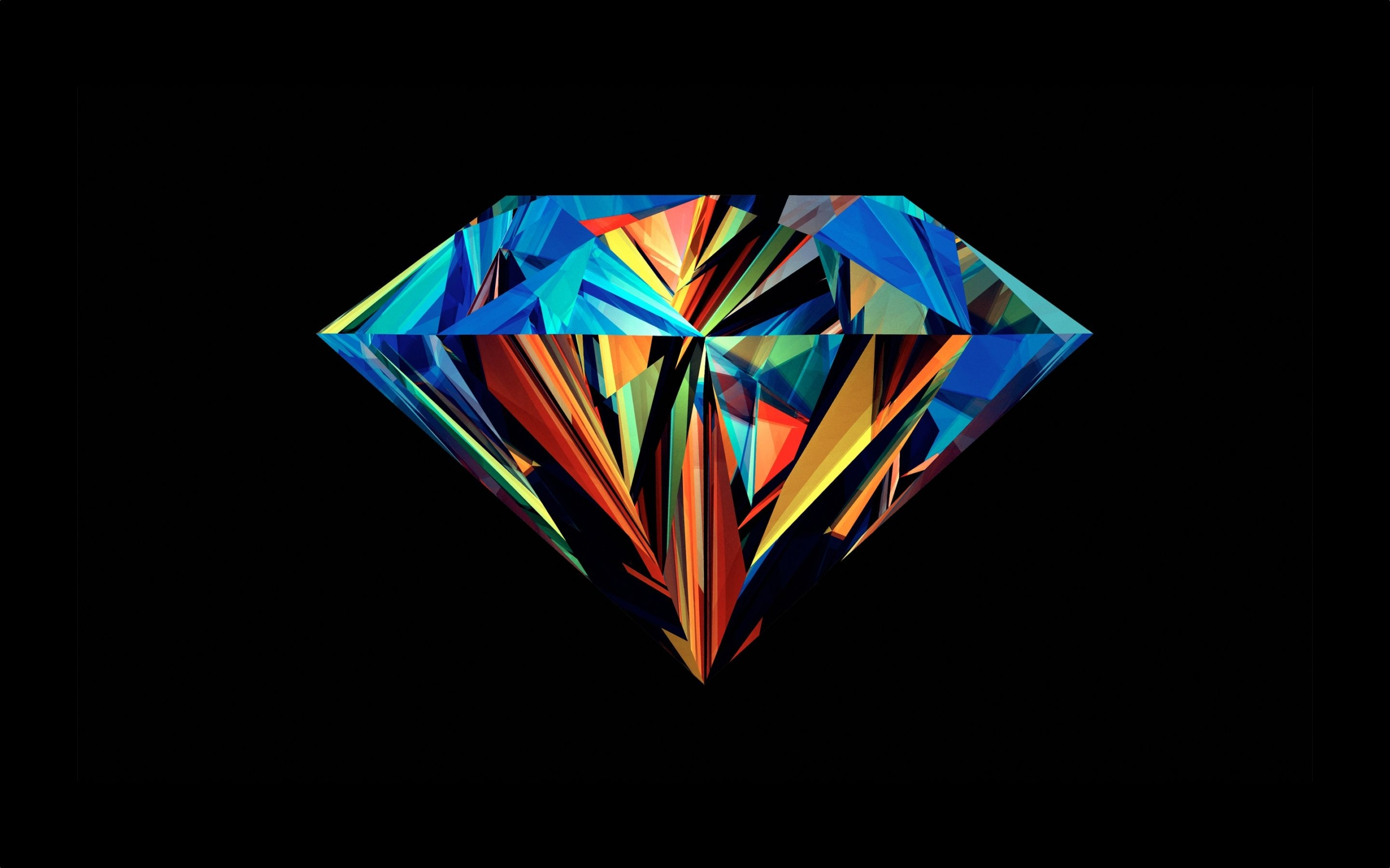 Diamond Wallpaper – Classy, Modern, Yet Simple and Elegant
