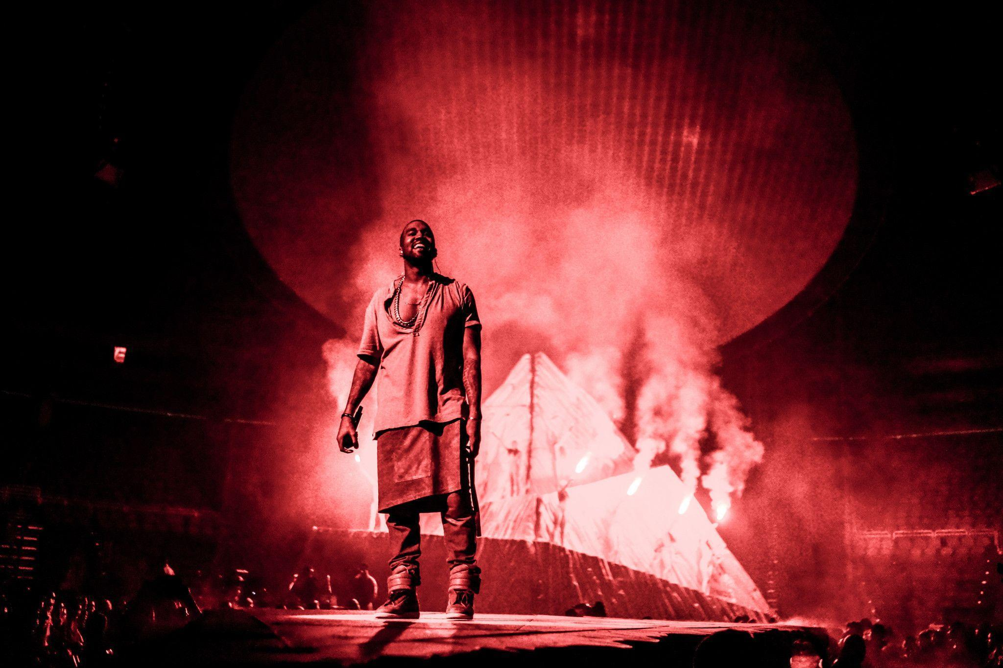 Kanye West Wallpaper – The Best Way to Enhance Your Computer Screen