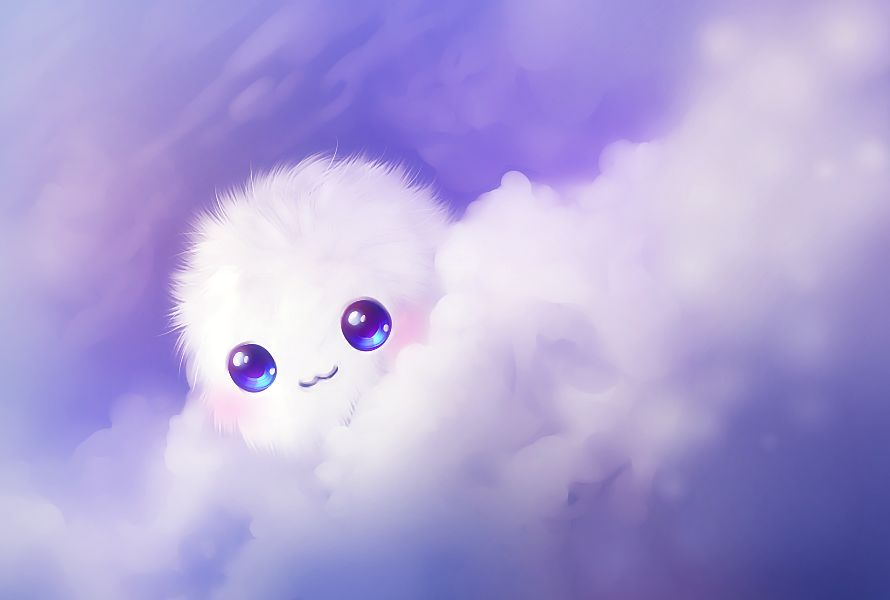 Kawaii Cute Wallpaper – The Perfect Background for Your Desktop