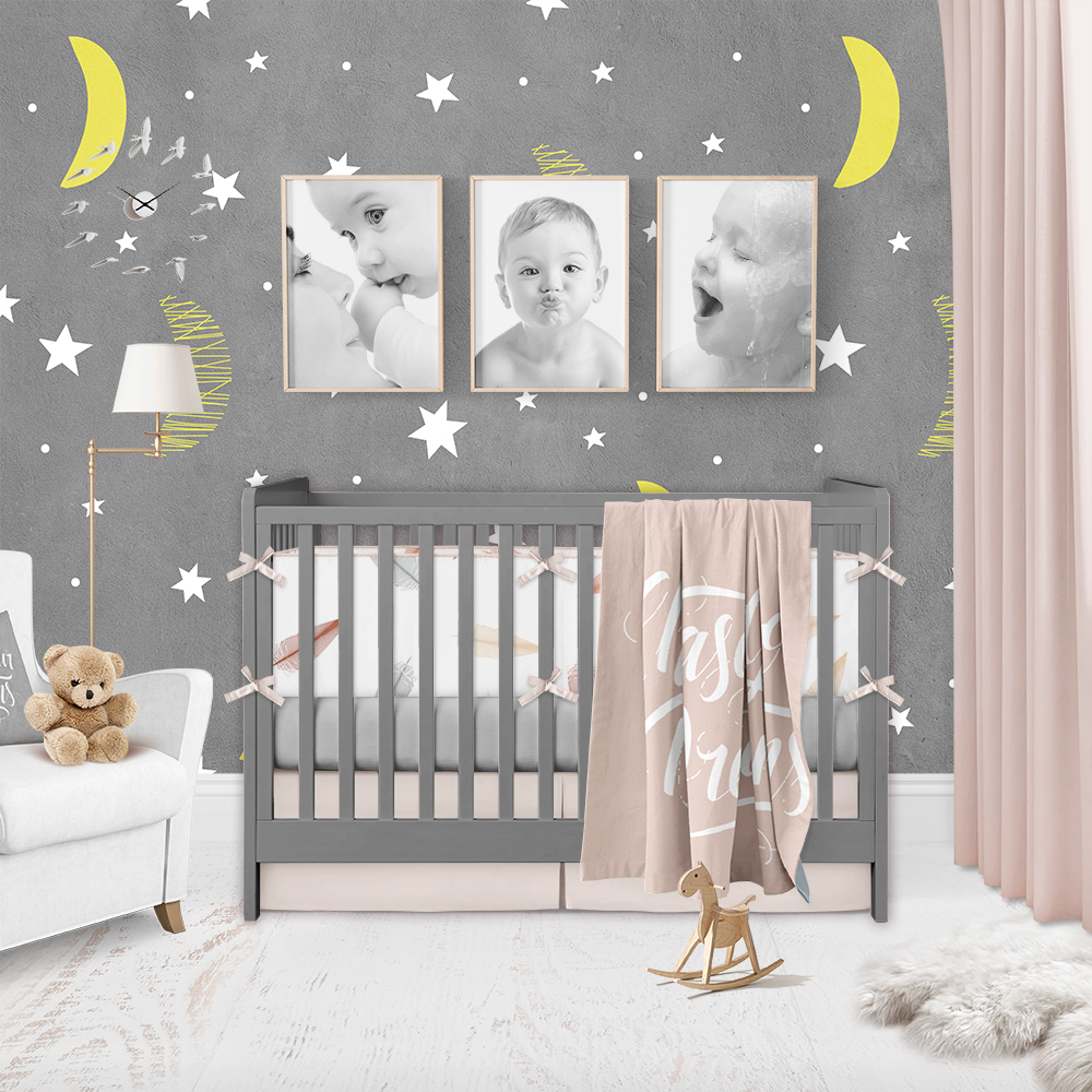 The Benefits of Modern Wallpaper For Your Baby Nursery