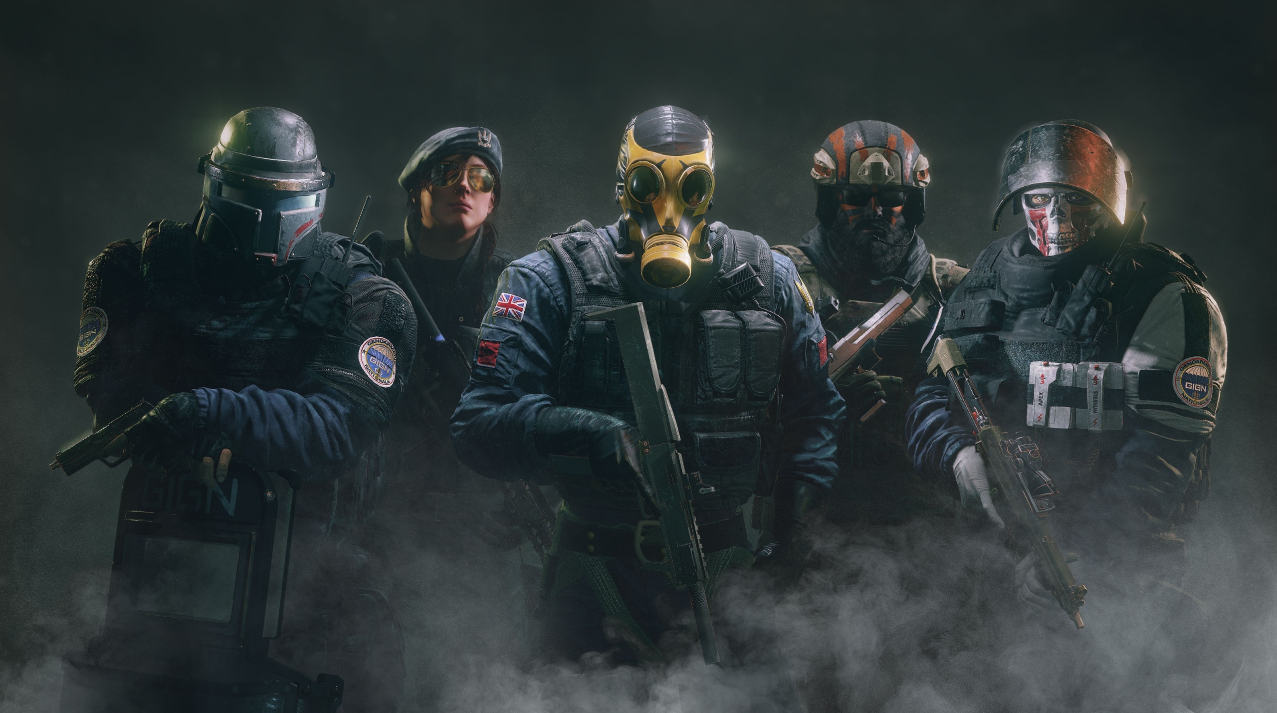 Rainbow Six Siege Wallpaper Pictures – A Great Choice For Your Gaming Desktop