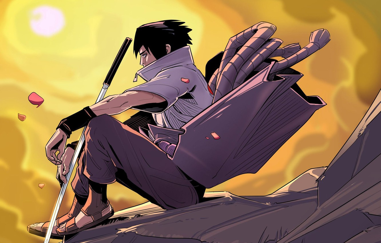 Sasuke Uchiha Wallpaper - Creativity at Its Best - Clear ...