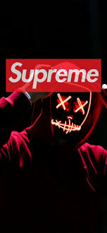 Supreme Wallpaper iPhone Downloads – Makes Your Phone Stand Out